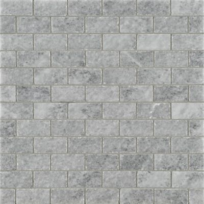 """1"""" x 2"""" offset mosaic in honed finish"""