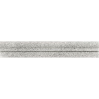 """2"""" x 12"""" chair rail molding in honed finish"""