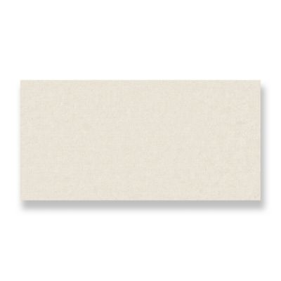 """12"""" x 24"""" field in bianco with linen finish"""