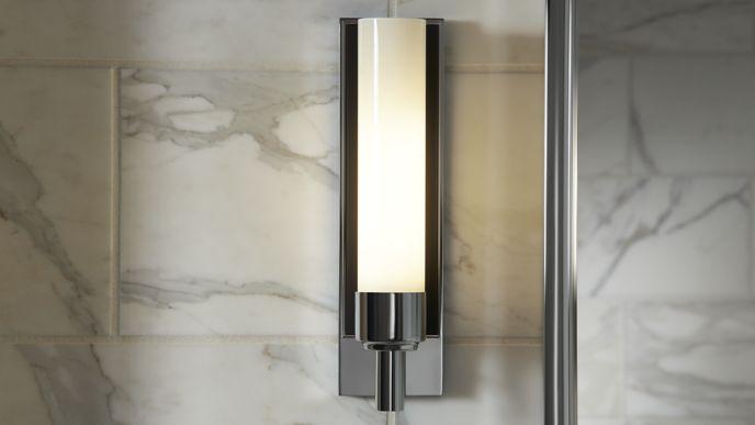 Decorative Glass Sconce Lighting