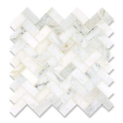 Large Herringbone Mosaic