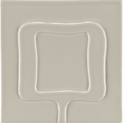 """4"""" x 4"""" manfred end field in moonstone gloss"""