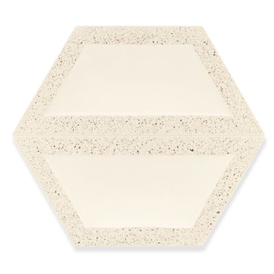 "12-3/16"" x 15-1/16"" couplet field in creme"