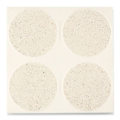 """12"""" x 12"""" Hospitality field in creme"""