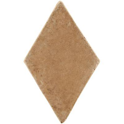 """3"""" x 4-3/4"""" diamond field in cotto gold"""