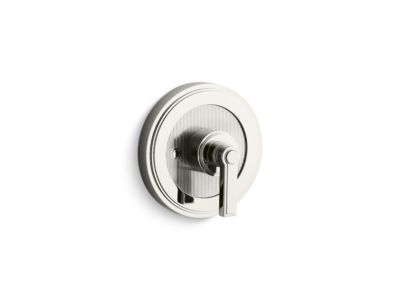 Thermostatic Trim, Lever Handle