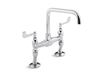 Kitchen Faucet, Wristblade Handles