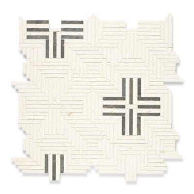 Niono mosaic in myra beige, lago azul