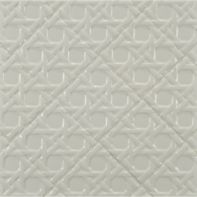 "4-1/4"" x 4-1/4"" cane field in white gloss"