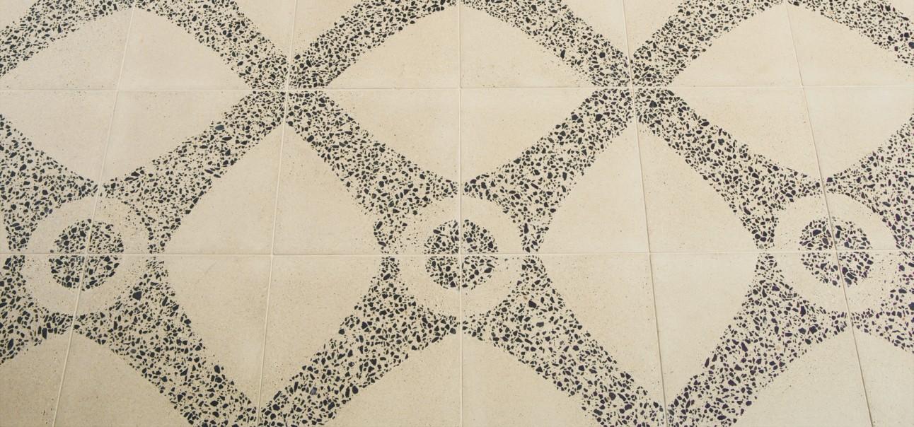 Andy Fleishman Neo Terrazzo | ANN SACKS Tile & Stone