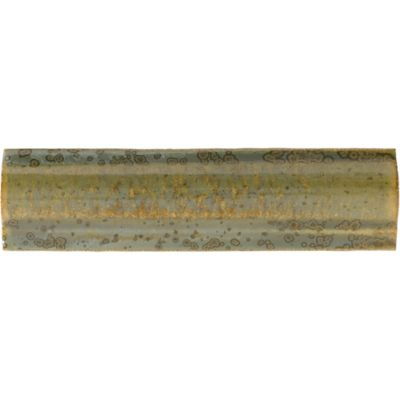 "1-1/2"" x 6"" k molding in verdigris copper"