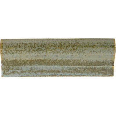 """2"""" x 6"""" l molding in verdigris copper"""