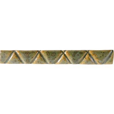"""3/4"""" x 6"""" t molding in verdigris copper"""