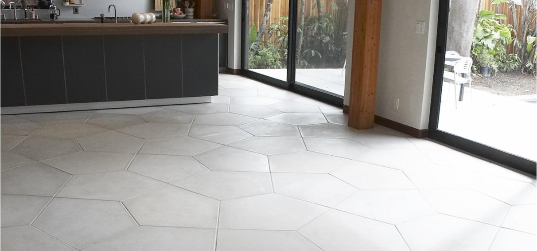 Ogassian Concrete Field Tile Ann Sacks Tile Stone