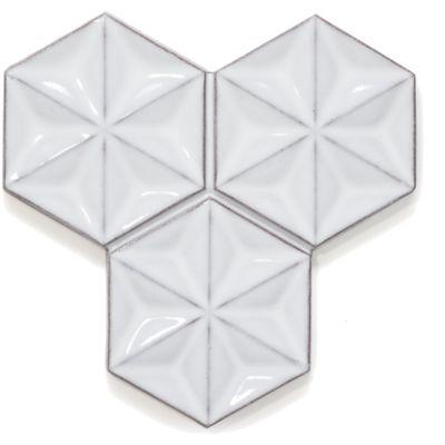 japanese geo field trio in new white