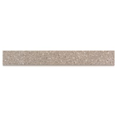 """3"""" x 24"""" Suraface Bullnose in Ash Polished"""