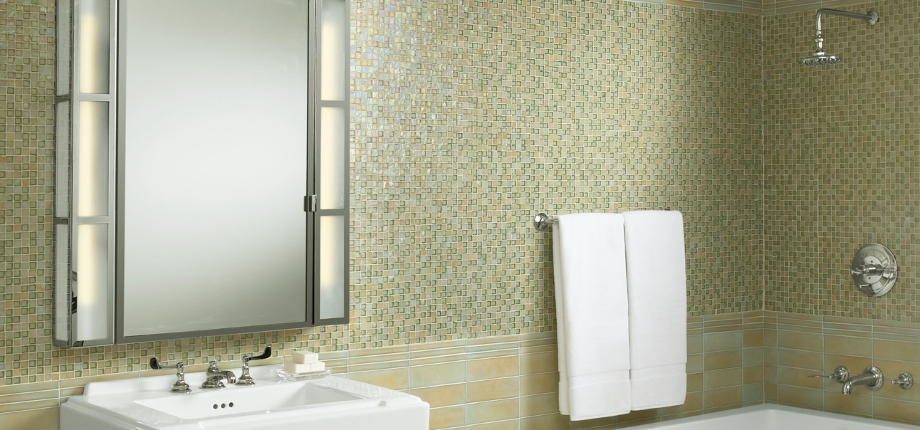 Profile Gl Tile Manufactured Exclusively For Ann Sacks By Oceanside Gltile Offers Handcrafted With A Luminous Quality And Beautiful