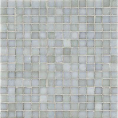 "3/4"" stacked mosaic in bluemoon irid"