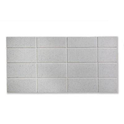 Rake 2 X 4 Tiles In Linen On A 7