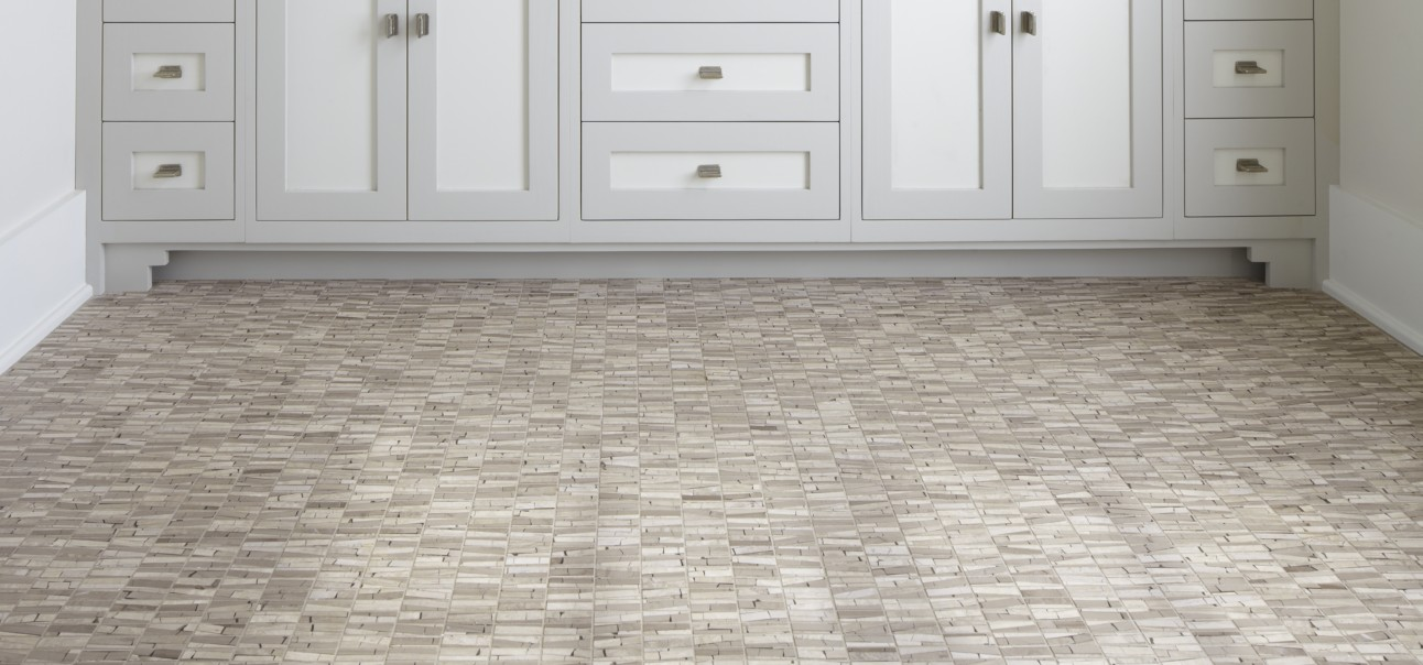 Athens Mosaic In Honed Finish Shown Southern Living Photographer Rich Maciejewski
