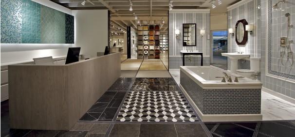 Ann sacks troy ann sacks tile stone - Bathroom design showroom dallas tx ...