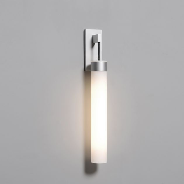 led sconces contemporary satin nickel loading sconce reading wall elk lighting w light zoom