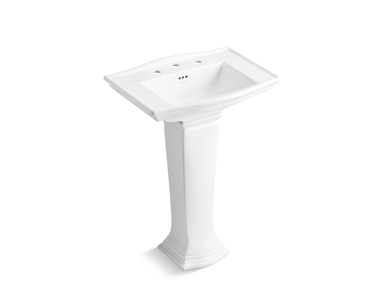 Hampstead Pedestal Sink, 24\