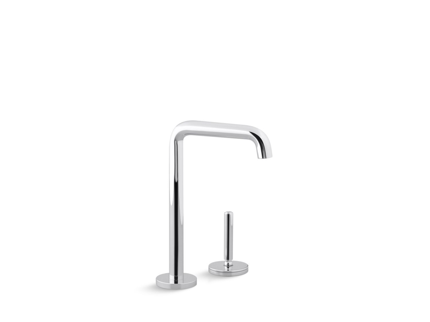 lever spout low cp bathroom collection faucet handles designer sink silhouette page kallista se faucets landing per lv rgb sleek