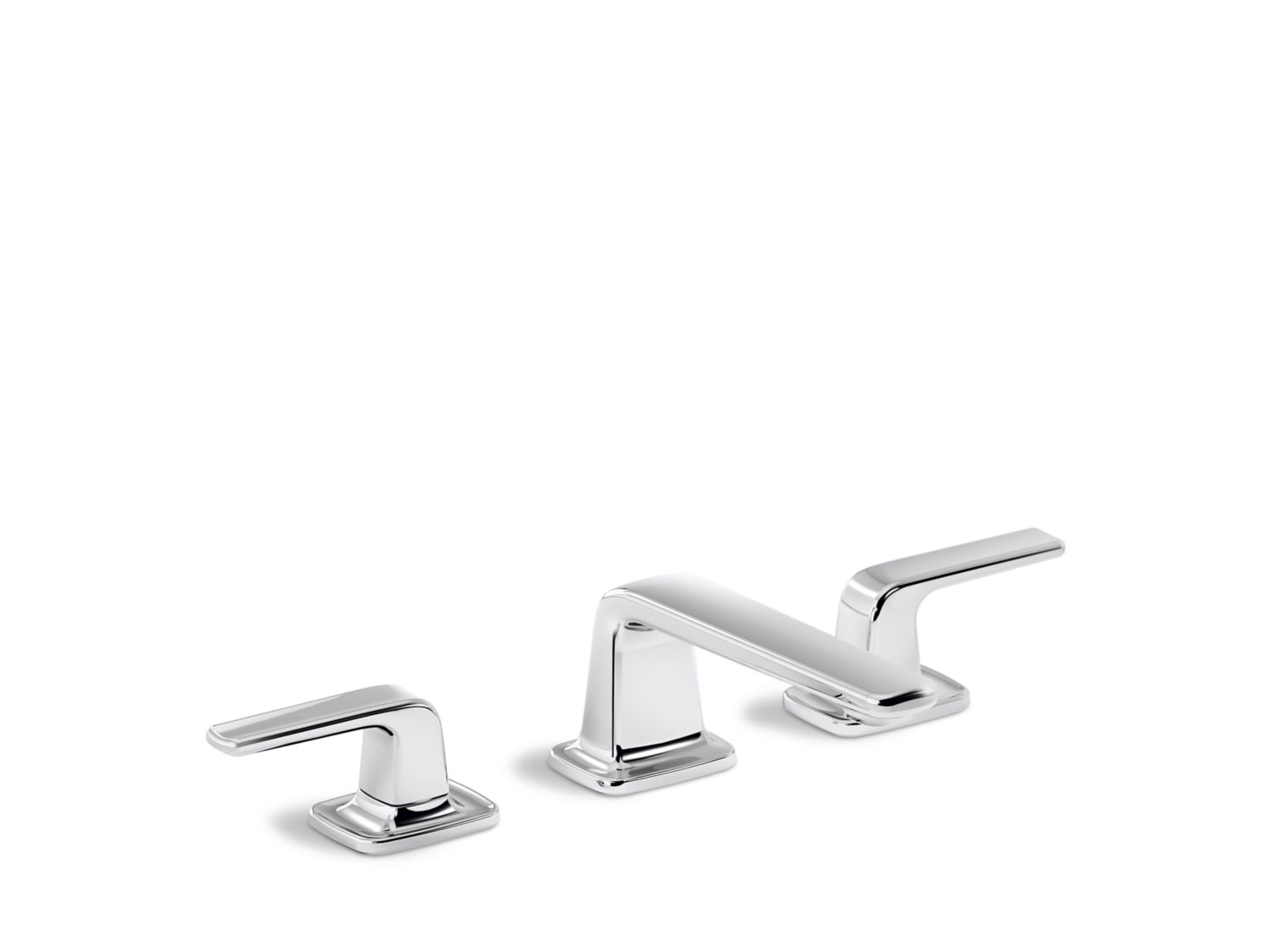 Glacier Bay Edgewood 8 in. Widespread 2 Handle High Arc Bathroom homedepot.com p Glacier Bay EdgewoodFaucet 300687600