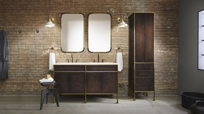 Mackey Linen Cabinet