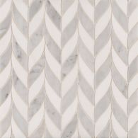 Benton Braid Carrara/White Thassos