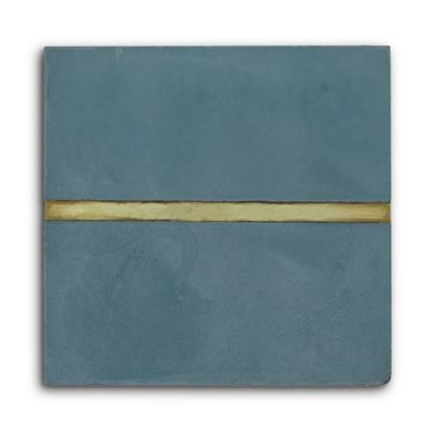 "Casona 8"" x 8"" Brass Center in reef"