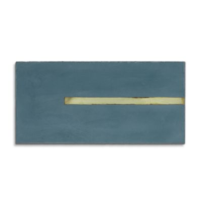 "Casona 6"" x 11"" Brass Horizontal Center in reef"