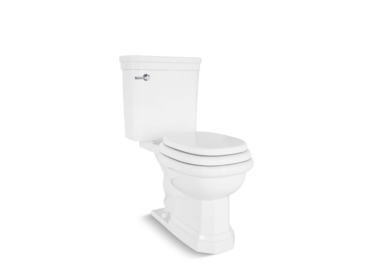 For Town by Michael S Smith Two-Piece High Efficiency Toilet ...