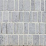 "12"" x 13"" Rectangle Sheet in Carrara"