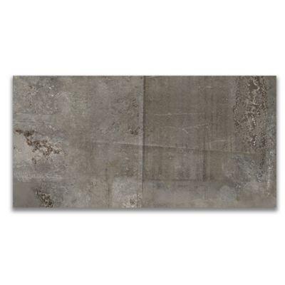 """Soffitta 18"""" x 36"""" in grey"""