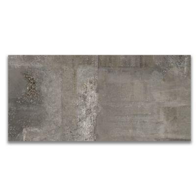 """Soffitta 48"""" x 102"""" in grey"""
