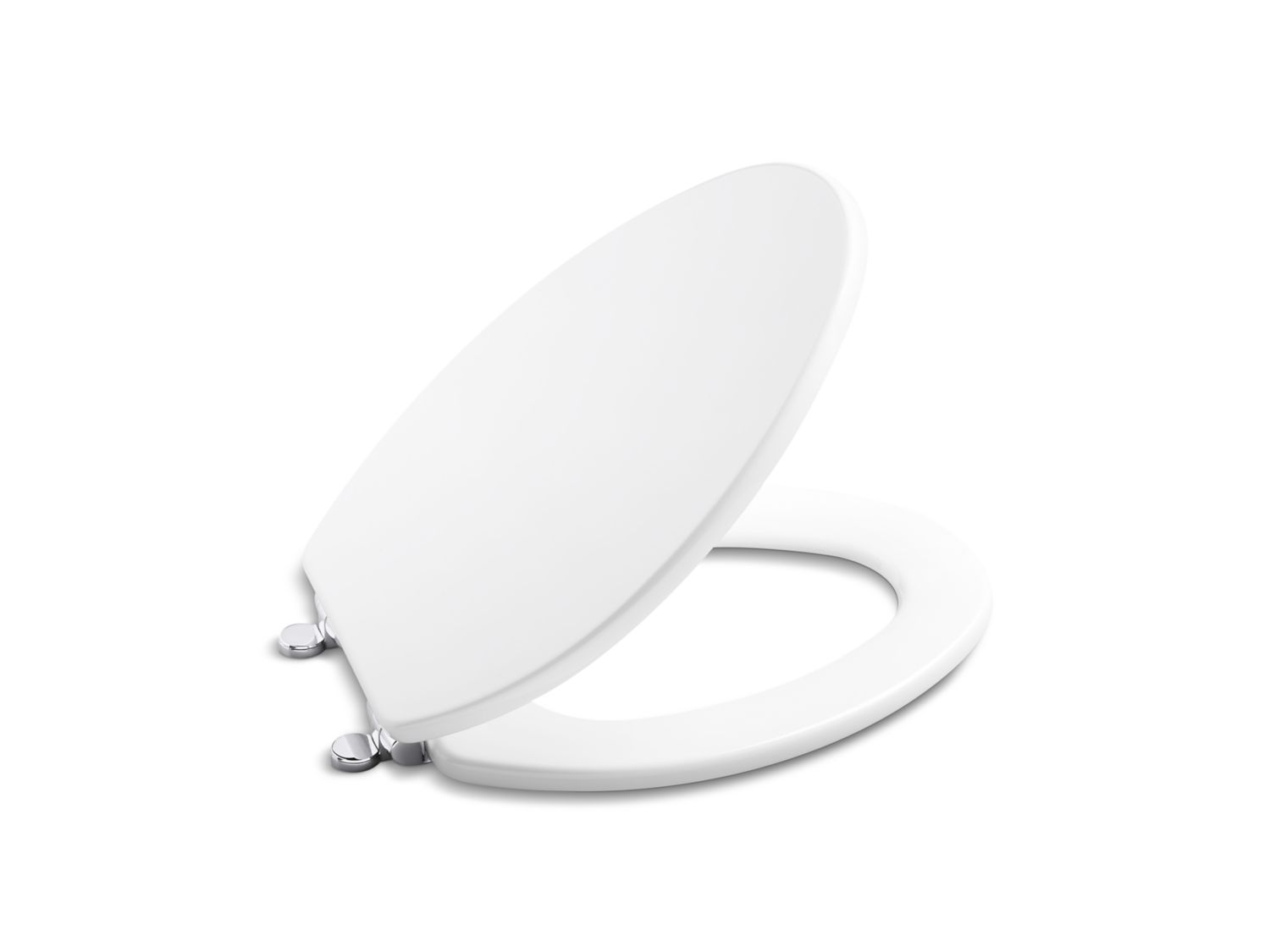 Contemporary Toilet Seat, Elongated | P70313-CP | Toilet Seats ...