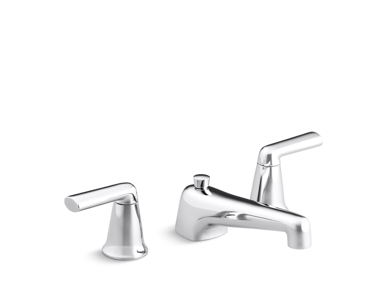 Counterpoint by Barbara Barry Sink Faucet, Lever Handles   P23200-LV ...