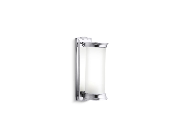 Kallista Clic Cylinder Wall Sconce P34621 00 Lighting