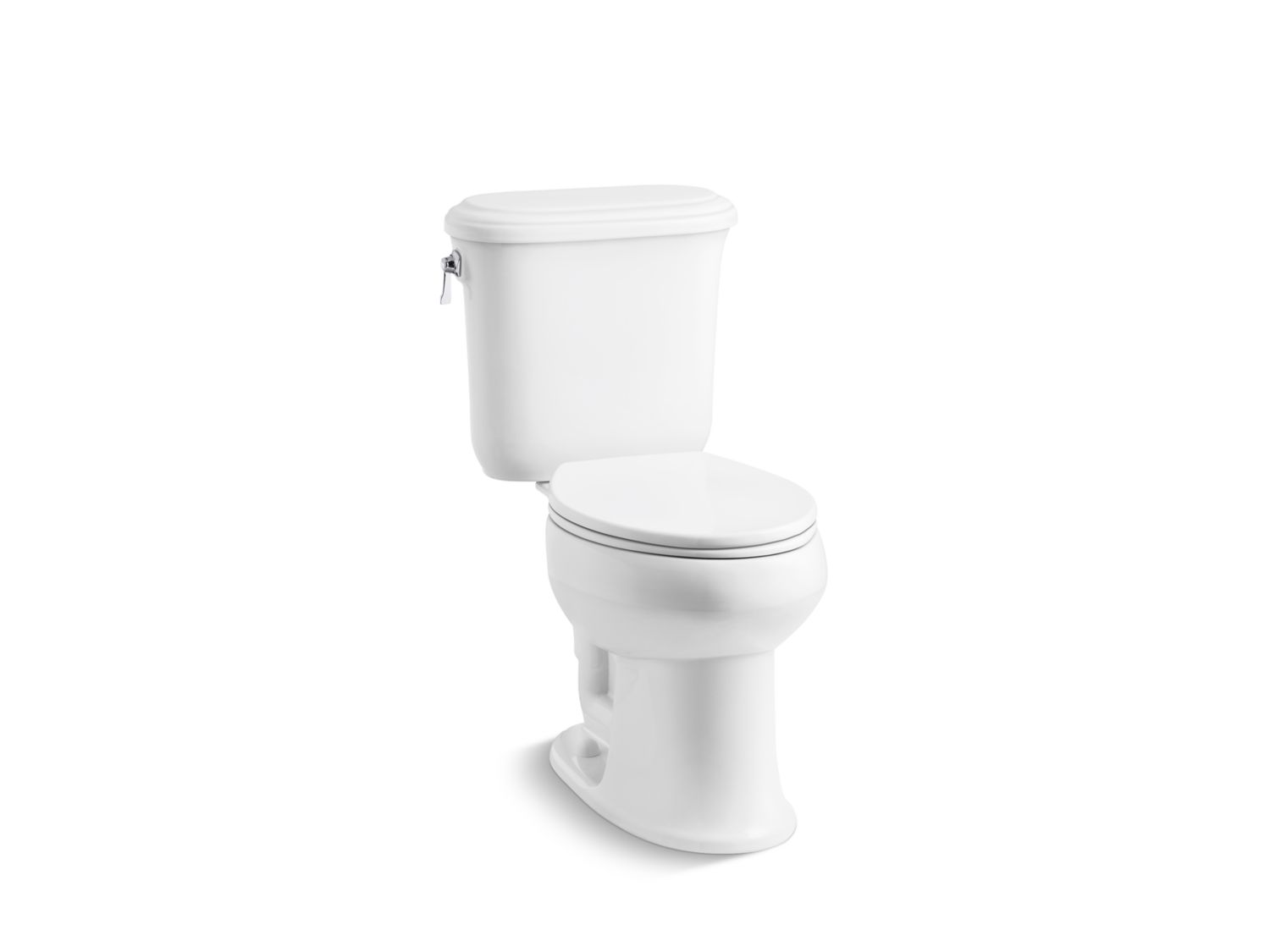 Kennebec Two-Piece High-Efficiency Toilet, Less Seat | P70320-00 ...