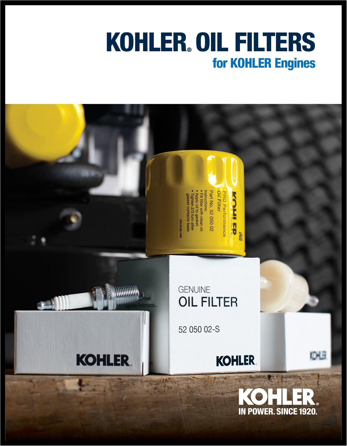 What Is Flex Fuel >> Literature and Brochures | Kohler Engines