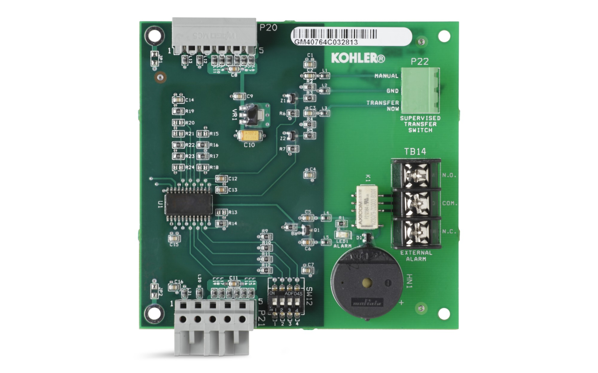 Programmable Alarm Module | Accessories | KOHLER