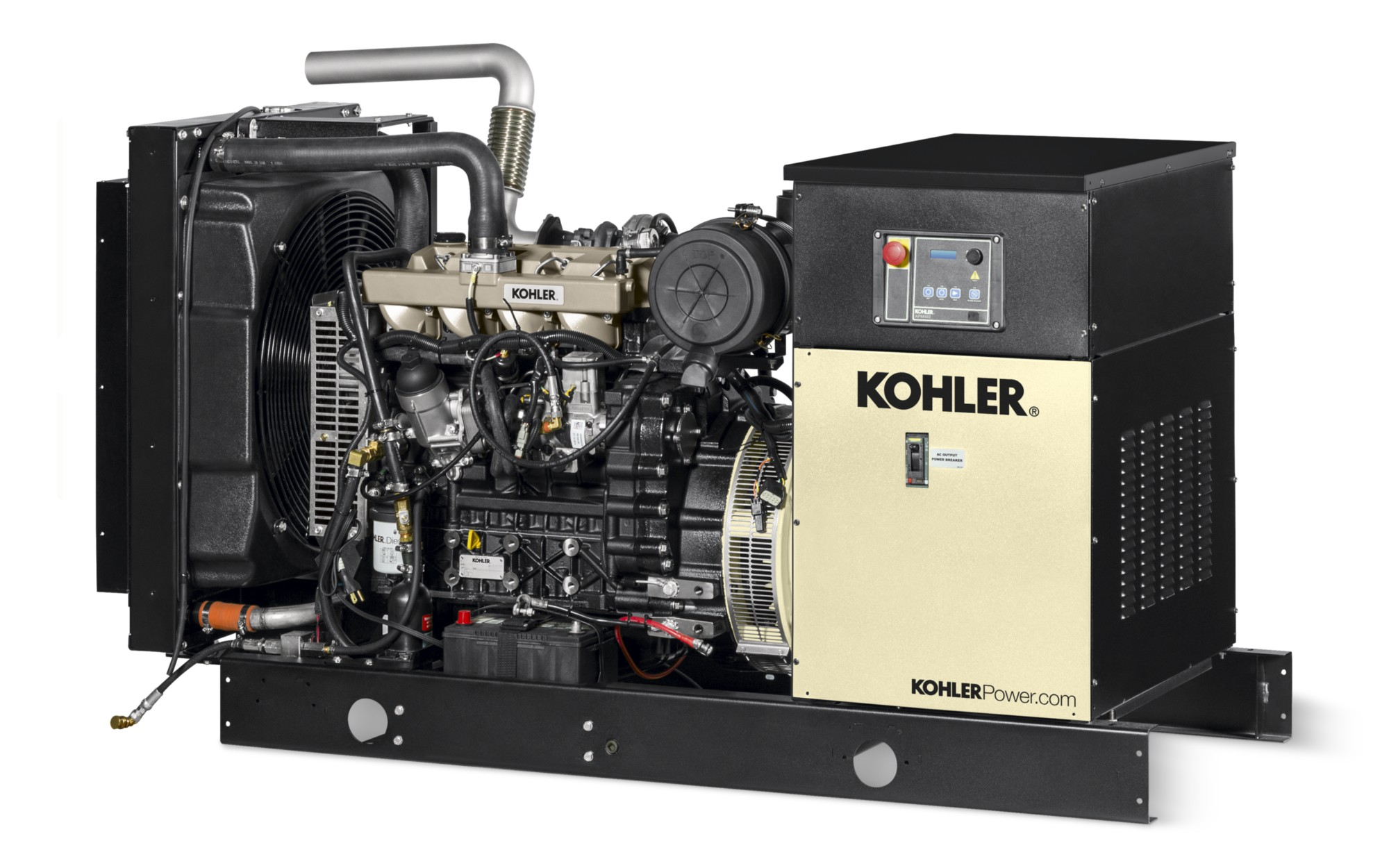 50REOZK, 60 Hz | Industrial Diesel Generators | KOHLERKohler Power