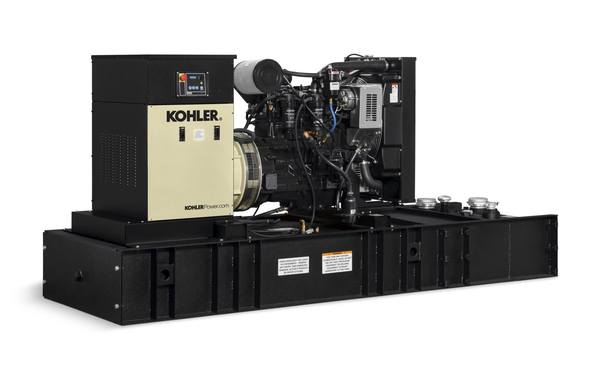 100REOZJF, 60 Hz | Industrial Diesel Generators | KOHLER