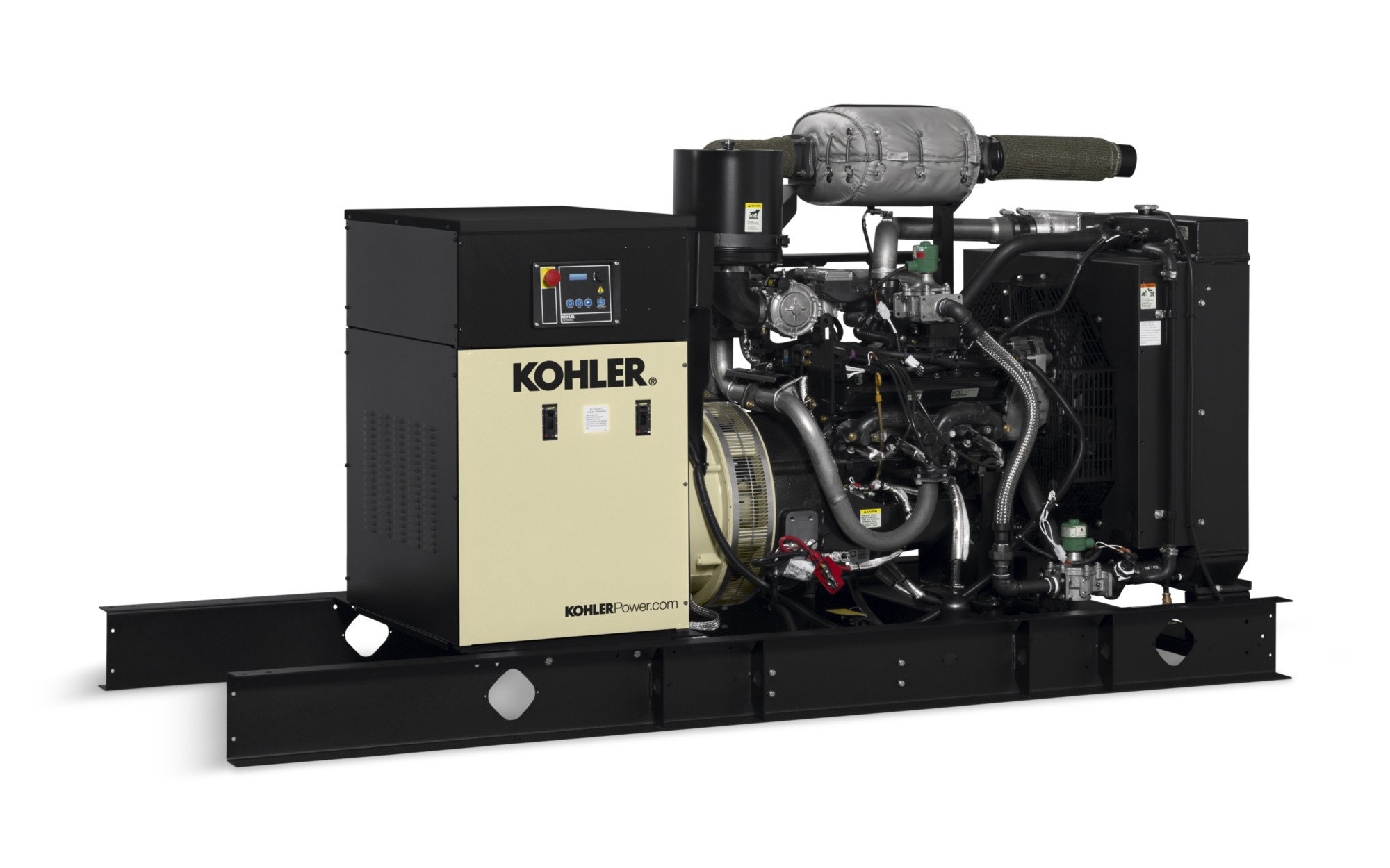 100REZGD, 60 Hz, Natural Gas | Industrial Gaseous Generators | KOHLER