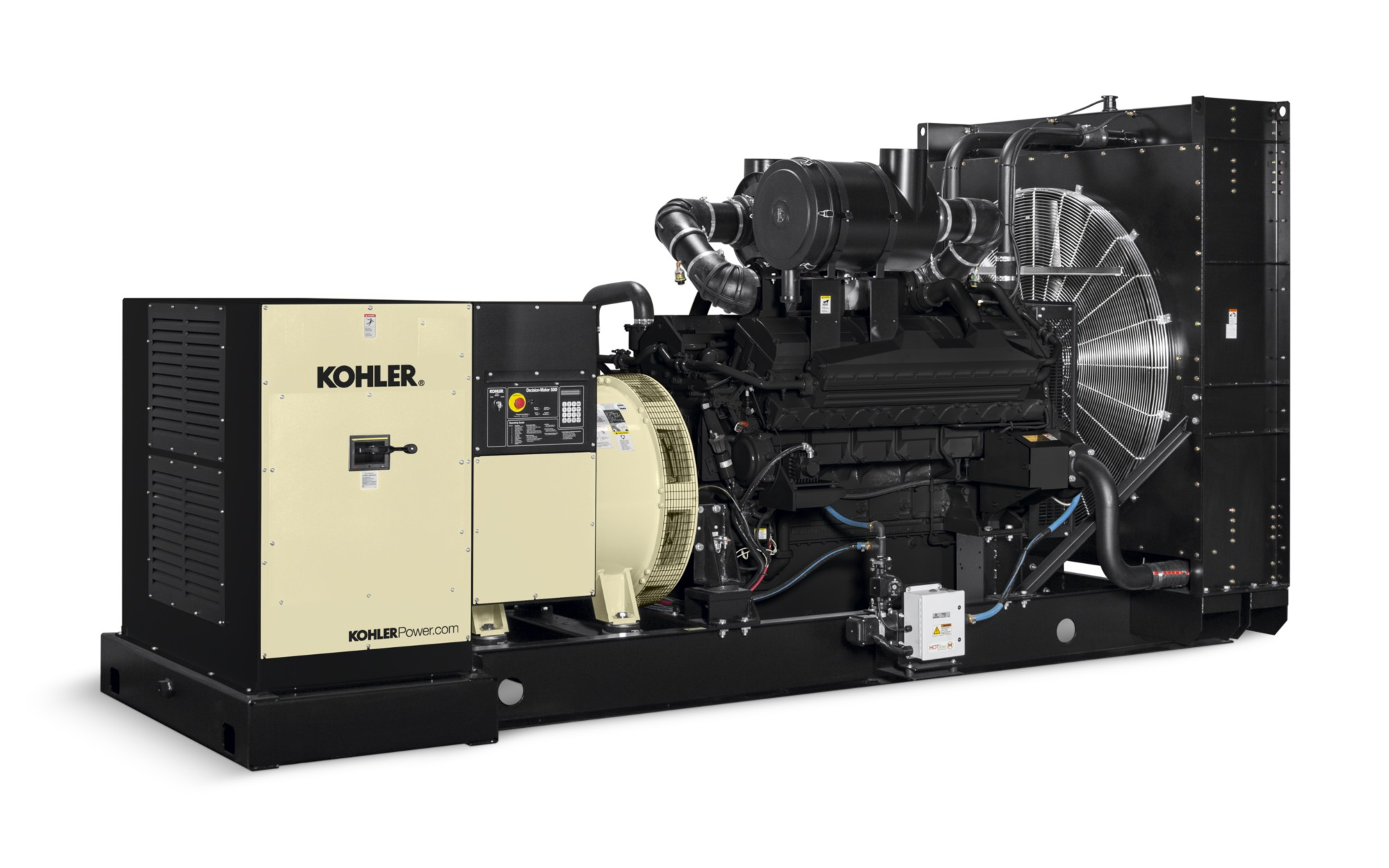750REOZMD, 60 Hz | Industrial sel Generators | KOHLER on
