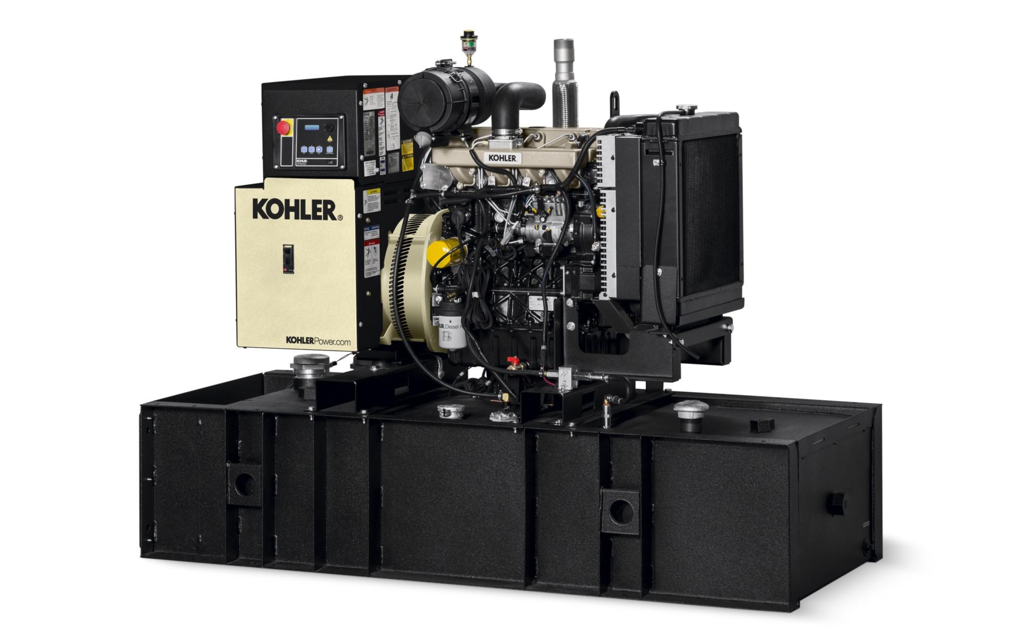 30REOZK, 60 Hz | Industrial Diesel Generators | KOHLER