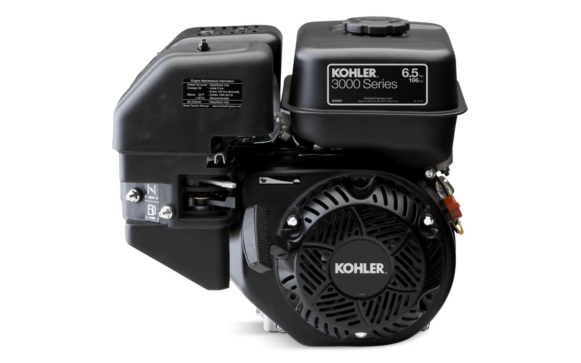 SH265 | 3000 Series | KOHLER on