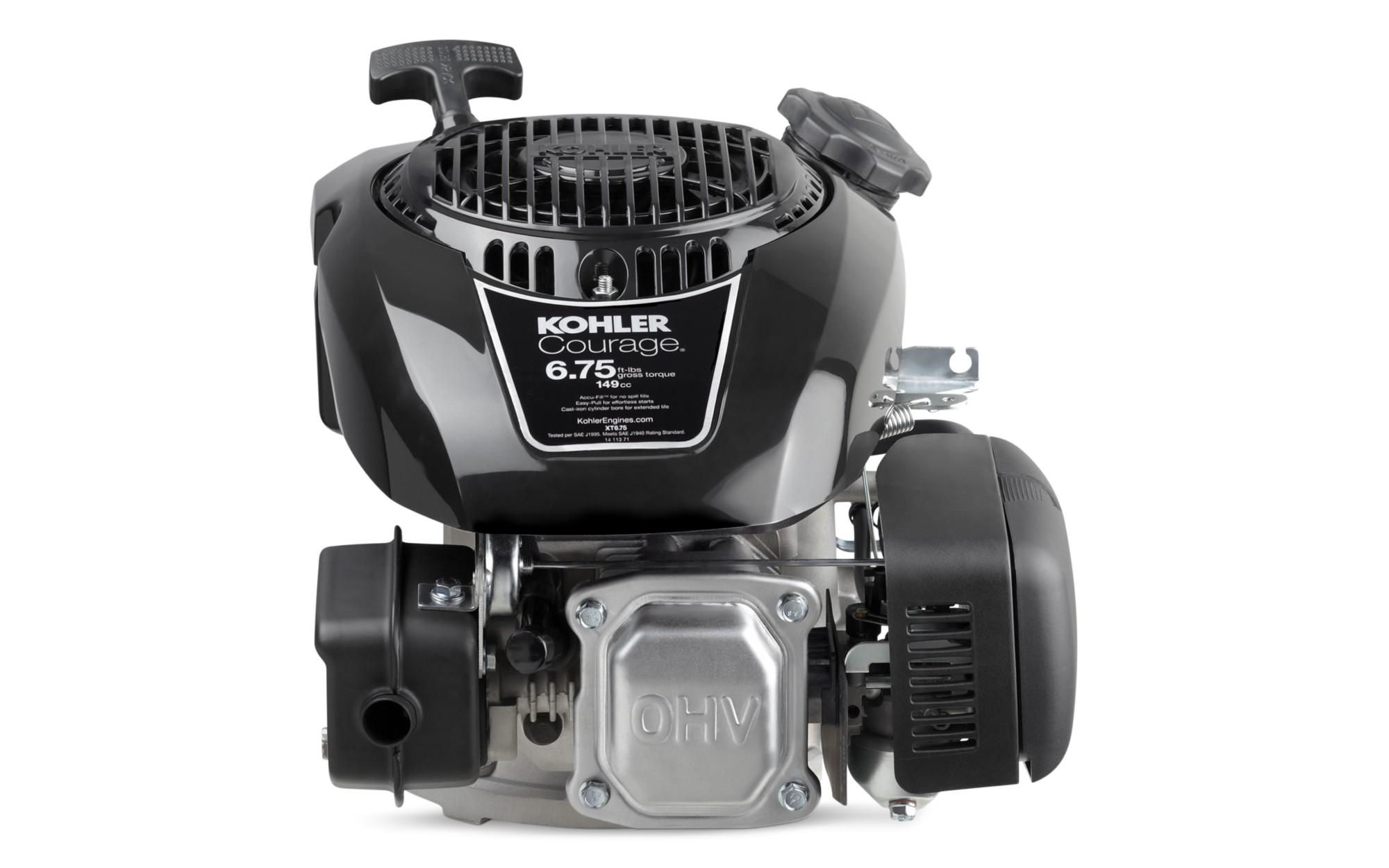 Xt675 Xt Series Kohler Engine Diagram And Parts List For Craftsman Walkbehindlawnmower Find A Dealerbuy